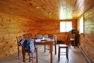 office in outbuilding
